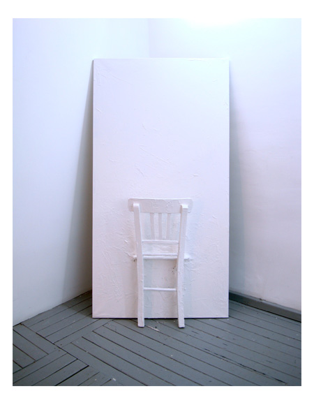 2010, Untitled, 100x200 cm, mixed media